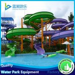 water supply equipment for water park