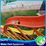 hillside water slide