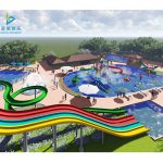 water house slide for water park equipment